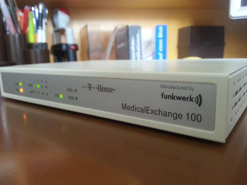 MedicalExchange-Router